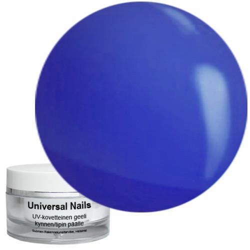 Universal Nails Sininen UV neongeeli 10 g