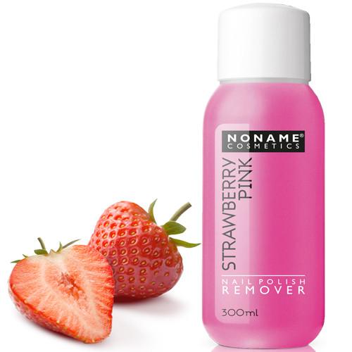 Noname Cosmetics Strawberry Pink Kynsilakanpoistoaine 300 mL