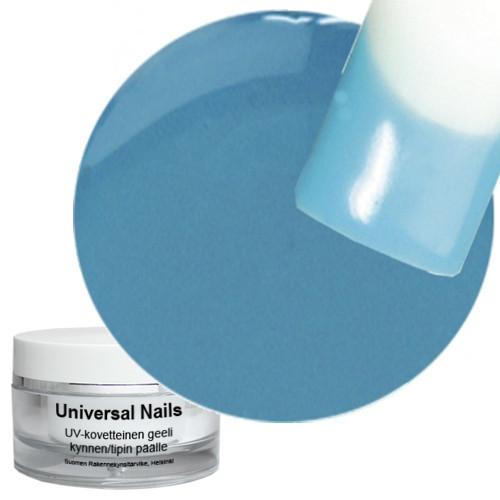 Universal Nails Turkoosi UV värigeeli 10 g