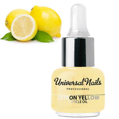 Universal Nails Citrus Kynsinauhaöljy pipetillä 15 mL