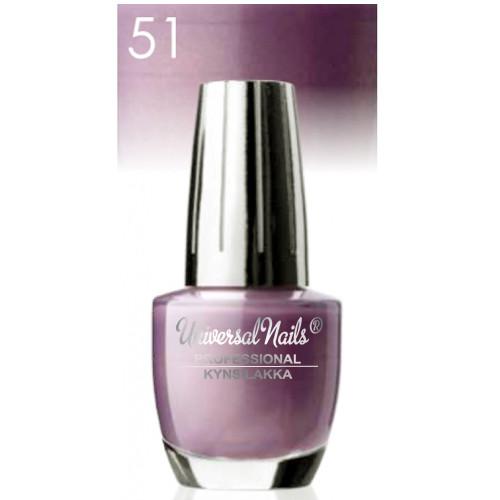 Universal Nails Classic nro 51 kynsilakka  15 mL