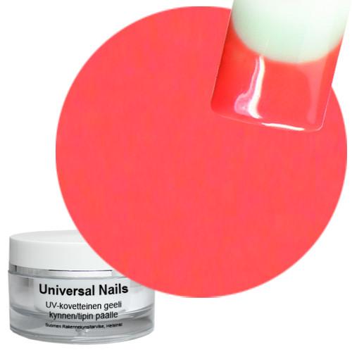Universal Nails Koralli UV/LED värigeeli 10 g
