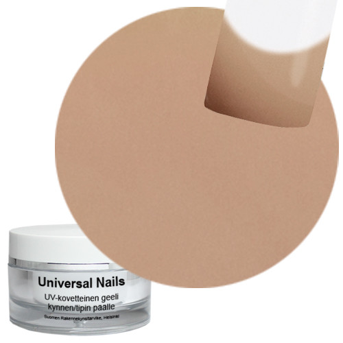 Universal Nails Nude UV värigeeli 10 g