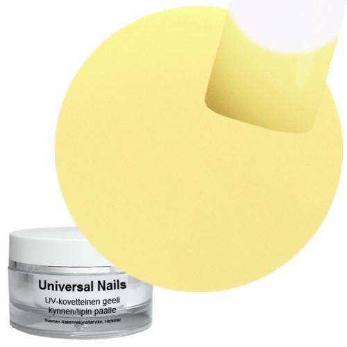 Universal Nails Hiekka UV värigeeli 10 g