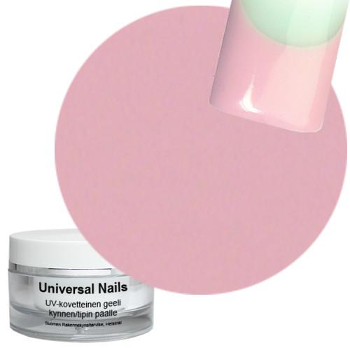 Universal Nails Himmeä Pinkki UV värigeeli 10 g