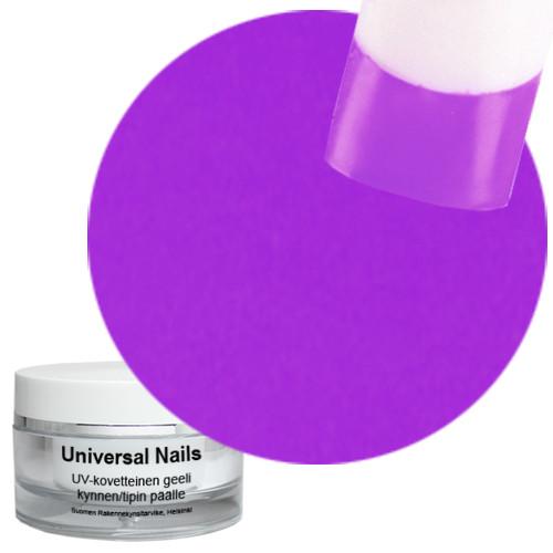 Universal Nails Liila Pinkki UV värigeeli 10 g