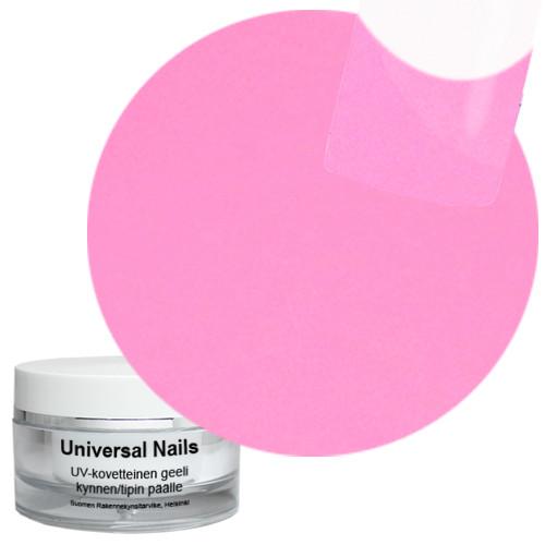 Universal Nails Barbie UV värigeeli 10 g
