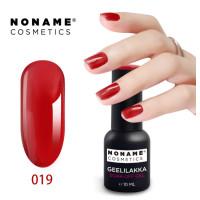 Noname Cosmetics #019 3-vaihe geelilakka 10 mL