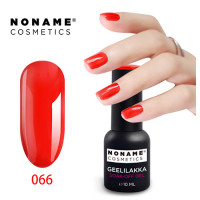 Noname Cosmetics #066 3-vaihe geelilakka 10 mL