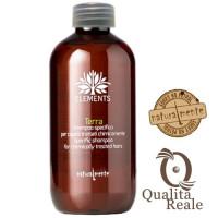 Naturalmente Elements Terra shampoo hauraille hiuksille 1000 mL