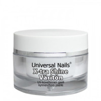 Universal Nails Kirkas X-tra Shine UV/LED päällysgeeli 10 g