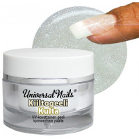 Universal Nails Kulta UV/LED kiiltogeeli 10 g
