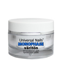 Universal Nails Väritön Monophase UV / LED geeli 10 g