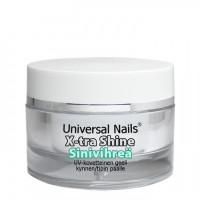 Universal Nails Sinivihreä X-tra Shine UV päällysgeeli 10 g