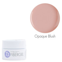 Star Nail Opaque Blush T3 Fibergel UV geeli 7 g