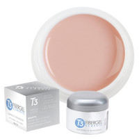 Star Nail Opaque Blush T3 Fibergel UV geeli 28 g