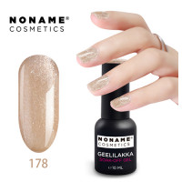 Noname Cosmetics #178 3-vaihe geelilakka 10 mL