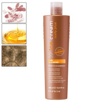 Inebrya Ice Cream Curly Plus shampoo 300 mL