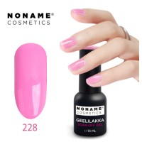 Noname Cosmetics #228 3-vaihe geelilakka 10 mL