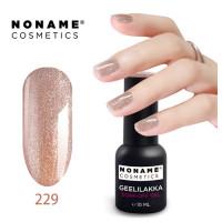 Noname Cosmetics #229 3-vaihe geelilakka 10 mL