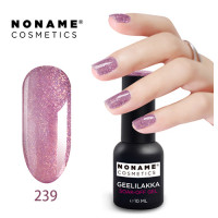 Noname Cosmetics #239 3-vaihe geelilakka 10 mL