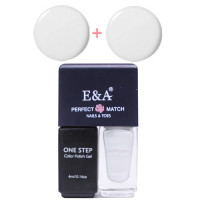 E&A 27 Perfect Match geelilakkasetti 2 x 4 mL