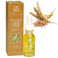 Cuccio Wheat Germ Vehnänalkio Cuticle Revitalizing Oil hoitoöljy 15 mL