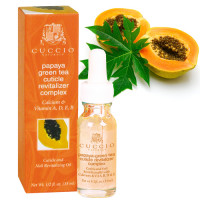 Cuccio Papaya & Green Tea Hoitoöljy 15 mL