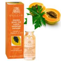 Cuccio Papaya & Green Tea Hoitoöljy 15 mL
