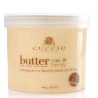 Cuccio Naturalé Butter Blend Milk & Honey kosteusvoide 750 g