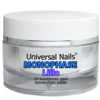 Universal Nails Liila Monophase UV/LED geeli 30 g