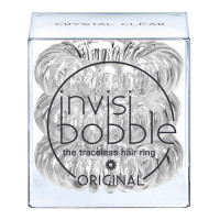 Invisibobble Crystal Clear Invisibobble Hiuslenkit 3 kpl