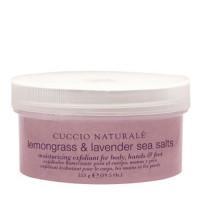 Cuccio Naturalé Sea Salts Lavender & Chamomile karkea merisuolakuorinta  553 g