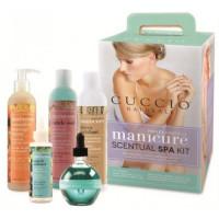 Cuccio Naturalé Manicure Scentual Spa manikyyripakkaus