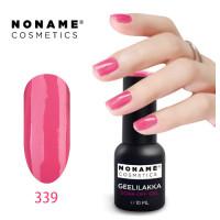 Noname Cosmetics #339 3-vaihe geelilakka 10 mL