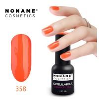 Noname Cosmetics #358 3-vaihe geelilakka 10 mL