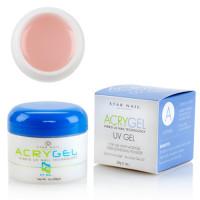 Star Nail Acrygel Pink UV geeli 28 g