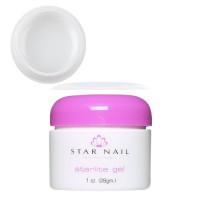 Star Nail Starlite White Valkoinen UV-geeli 28 g