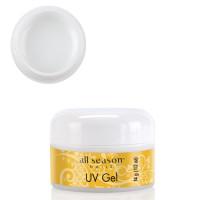Star Nail Starlite White Valkoinen UV-geeli 14 g