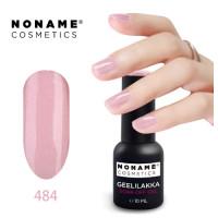 Noname Cosmetics #484 3-vaihe geelilakka 10 mL