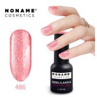 Noname Cosmetics #486 3-vaihe geelilakka 10 mL