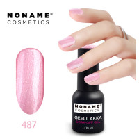 Noname Cosmetics #487 3-vaihe geelilakka 10 mL