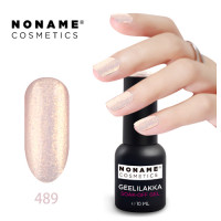 Noname Cosmetics #489 3-vaihe geelilakka 10 mL