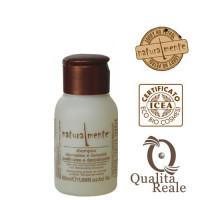 Naturalmente Rosemary & Lavender syväpuhdistava shampoo mini 50 mL