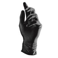 Semperguard Style Mustat Nitriilikäsineet L 100 kpl