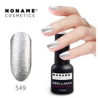 Noname Cosmetics #549 3-vaihe geelilakka 10 mL