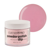Cuccio French Pink Powder Polish dippipuuteri 45 g