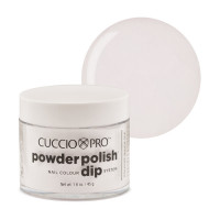 Cuccio White Dip Powder Polish dippipuuteri 45 g