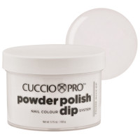 Cuccio White Dip Powder Polish dippipuuteri 163 g