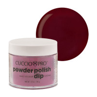 Cuccio Deep Rose Dip Powder Polish dippipuuteri 45 g